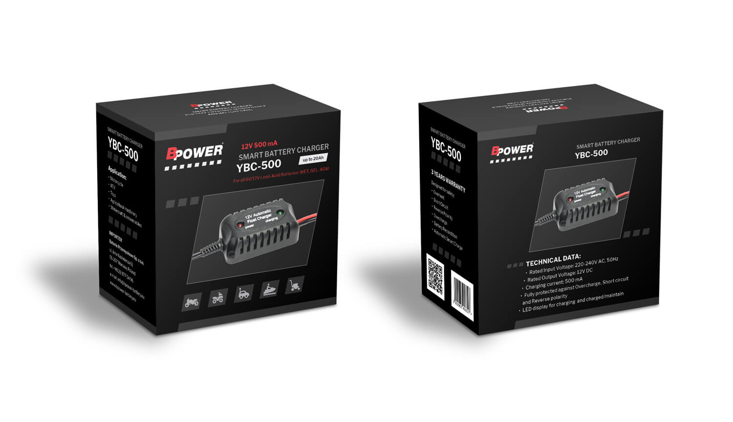 Design example - packaging