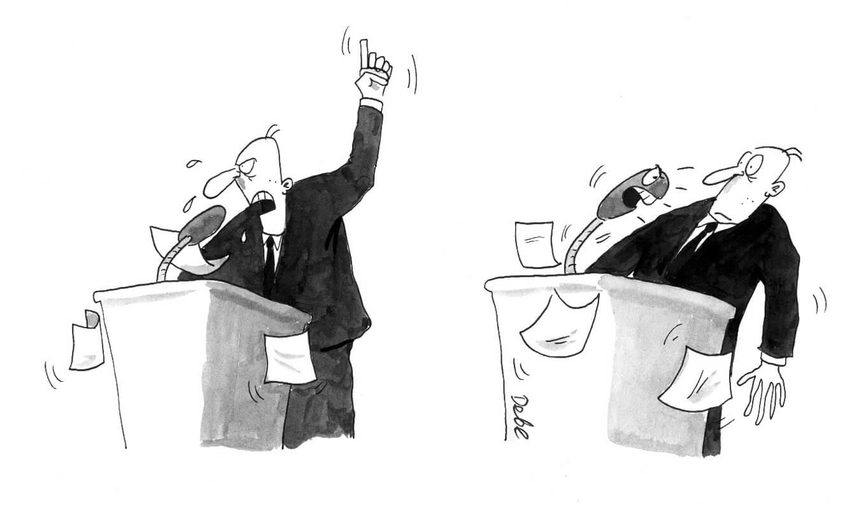 Design example - cartoon