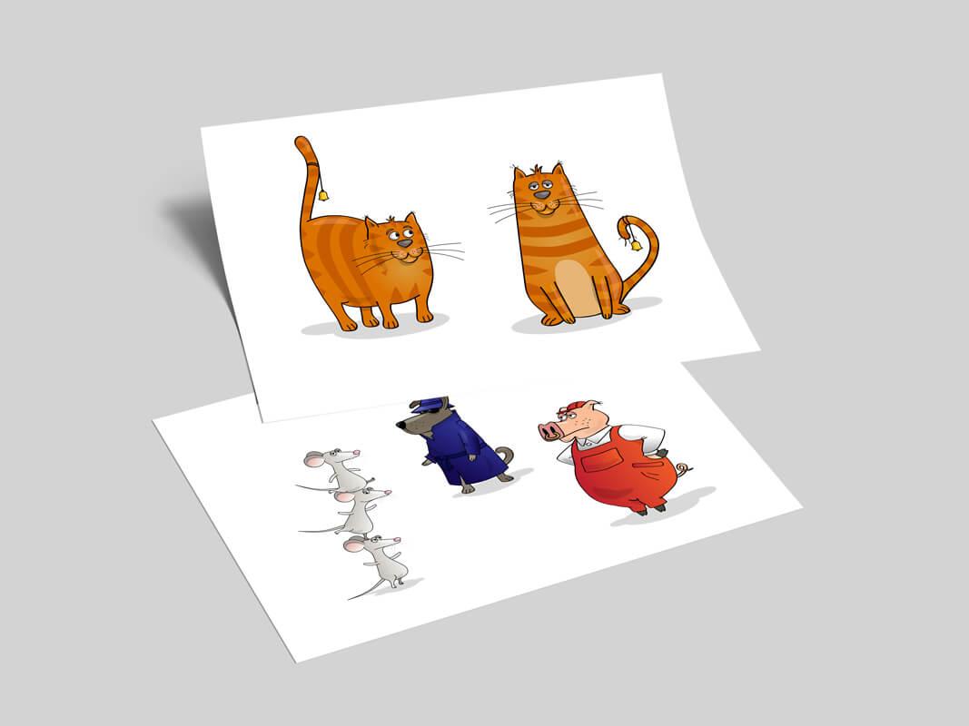 Design example - illustration