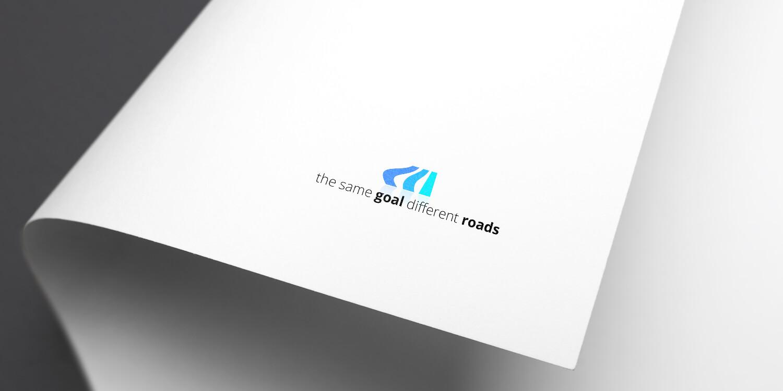 Graphic design example: logo